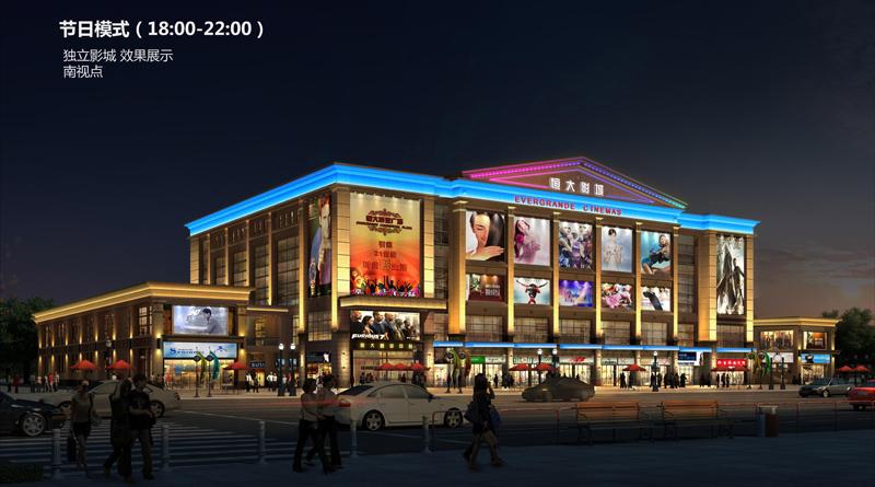 江西景观雷竞技电竞平台设计中灯光的动静搭配要点